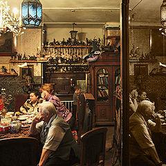 """фото """"чаепитие в старой квартире"""""""