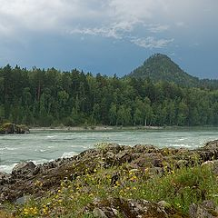 """photo """"Altay's rivers"""""""