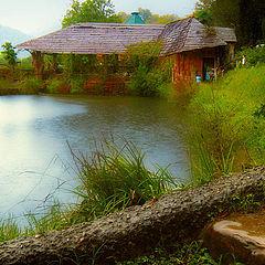 """фото """"Дагомыс. Озеро любви2."""""""