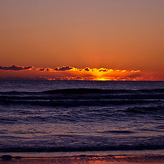 """photo """"OBX Sunrise"""""""