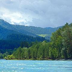 "photo ""Altay's landscape"""
