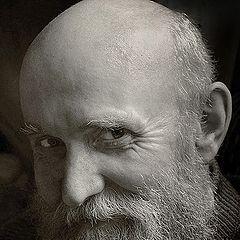 """фото """"М.Шмыров, художник."""""""