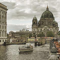 """photo """"Berliner Dom"""""""