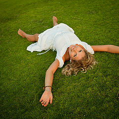 "фото ""Весь мир трава"""