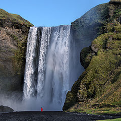 """photo """"Iceland water"""""""