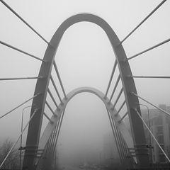 "photo ""Lazarevsky Bridge I"""