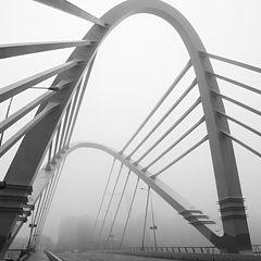 "photo ""Lazarevsky Bridge II"""