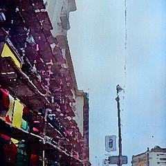 "photo ""in the Tverskaya street"""