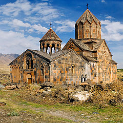 """photo """"Hovhanavank monastery"""""""
