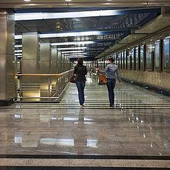 """photo """"Moscow Metro"""""""