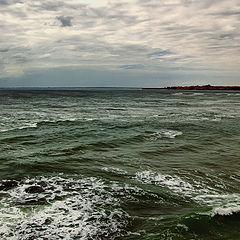 """фото """"Негостеприимное море"""""""