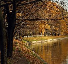 "фото ""Осень на Карповка"""