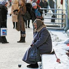 "фото ""Обещанное повышение пенсий"""