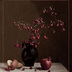 "фото ""С яблоками..."""