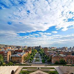 """photo """"Window to Yerevan"""""""