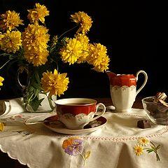 """фото """"Бабушкин чай."""""""