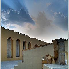 "photo ""Jantar Mantar Observatory"""