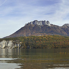"photo ""Annecy Lake Cinemascope"""