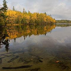 "photo ""Solovki. Lake Big Kemennoye"""