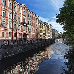 "photo ""St. Petersburg. Channel"""