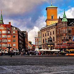 "photo ""Copenhagen Gammel Torv"""