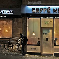 "photo ""Caffe Nero."""