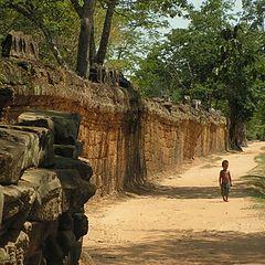 """фото """"Камбоджийский мальчик"""""""