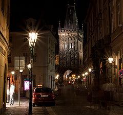 "photo ""Night Prague"""