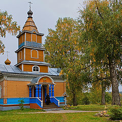 """photo """"Vazgeozerskiy's monastery"""""""