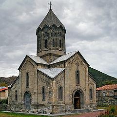 "photo ""Church of Goris"""