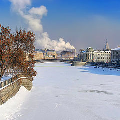 "photo ""Winter in Moscow"""