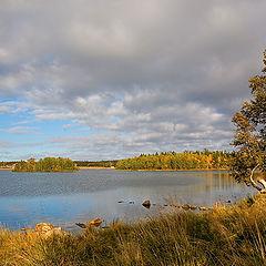 "photo ""Island Solovetsky. Sacred lake"""