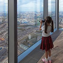 "photo ""Girl and the City"""