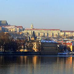 "photo ""Winter Prague"""
