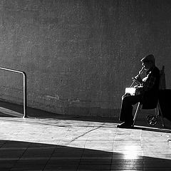 "photo ""symphony of solitude"""