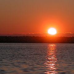 """фото """"Sunrise in Antalya"""""""