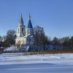 """photo """"беседы, подмосковье,рождество христово, храм"""""""