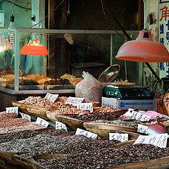 """фото """"Китайский рынок"""""""