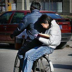 """фото """"Вся жизнь на велосипеде"""""""