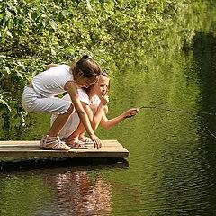 "photo """"Fishing"""""