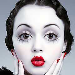 "photo ""Betty Boop"""