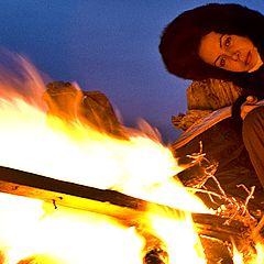 "фото ""магия огня"""