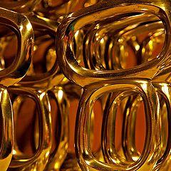 "фото ""Golden Fracture"""