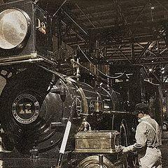 "фото ""Old time Trainshop"""