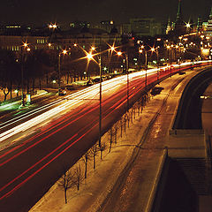 """фото """"Москва ночная"""""""