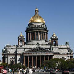 """фото """"Исакиевский собор"""""""