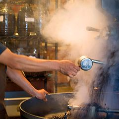 "photo ""Espresso Roasting"""