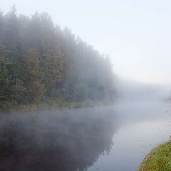 """фото """"Туман над рекой"""""""