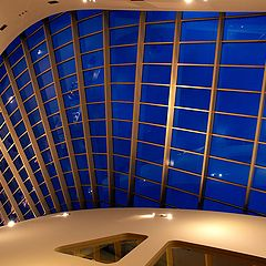"photo ""Blue Ceiling"""