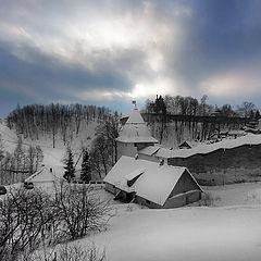 "photo ""Winter silence."""